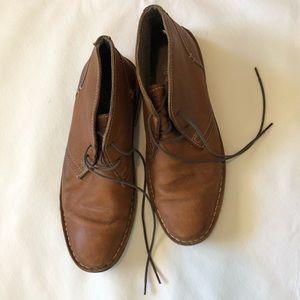 Studio Ink Men's Leather Chukka Boots